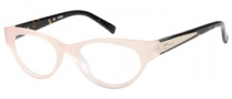 Guess GU 2285 Eyeglasses Eyeglasses - AMBTO: Amber Crystal