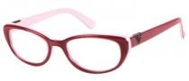 Guess GU 2296 Eyeglasses Eyeglasses - RD: Red Pink