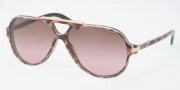 Ralph by Ralph Lauren RA5140 Sunglasses Sunglasses - 103514 Plaid Brown / Gradient Pink