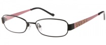 Guess GU 9076 Eyeglasses Eyeglasses - BLK: Satin Black