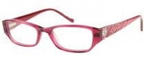Guess GU 9078 Eyeglasses Eyeglasses - BUR: Burgundy