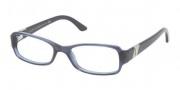 Ralph Lauren RL6075 Eyeglasses Eyeglasses - 5276 Blue Transparent