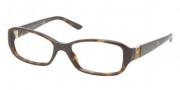 Ralph Lauren RL6085 Eyeglasses Eyeglasses - 5003 Dark Havana