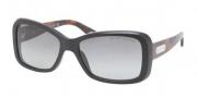 Ralph Lauren RL8066 Sunglasses Sunglasses - 525811 Black / Gray Gradient