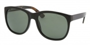 Ralph Lauren RL8072W Sunglasses Sunglasses - 524752 Black / Crystal Green