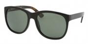 Ralph Lauren RL8072W Sunglasses Sunglasses - 524752 Black / Crystal Green