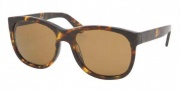 Ralph Lauren RL8072W Sunglasses Sunglasses - 524953 Antique Tortoise / Vintage Crystal Brown