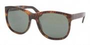 Ralph Lauren RL8072W Sunglasses Sunglasses - 525052 Havana / Crystal Green