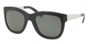 Ralph Lauren RL8077W Sunglasses Sunglasses - 5001R5 Black / Crystal MG Gray