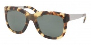 Ralph Lauren RL8077W Sunglasses Sunglasses - 500431 Spotty Havana / Crystal Green