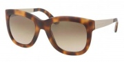Ralph Lauren RL8077W Sunglasses Sunglasses - 530751 JC Havna / Crystal MG Chocolate Gradient