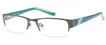 Guess GU 9087 Eyeglasses  Eyeglasses - GUN: Satin Gunmetal