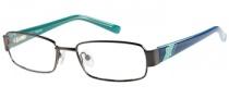 Guess GU 9088 Eyeglasses Eyeglasses - GUN: Satin Gunmetal