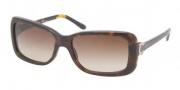 Ralph Lauren RL8078 Sunglasses Sunglasses - 500313 Havana / Brown Gradient