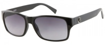 Guess GU 6647 Sunglasses Sunglasses - BLK-35: Black Gunmetal