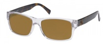 Guess GU 6647 Sunglasses Sunglasses - CLTO: 1F: Clear Crystal