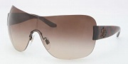 Ralph Lauren RL8081 Sunglasses Sunglasses - 529413 Tartan Red / Brown Gradient