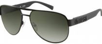 Guess GU 6652 Sunglasses Sunglasses - BLK-2: Satin Black