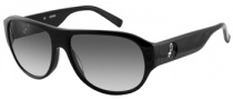 Guess GU 6658 Sunglasses Sunglasses - BLK-3: Black