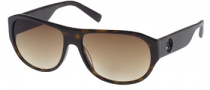 Guess GU 6658 Sunglasses Sunglasses - TO-34: Dark Tortoise