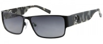 Guess GU 6659 Sunglasses Sunglasses - BLK-35: Shiny Black