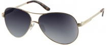 Guess GU 6661 Sunglasses Sunglasses - GLD-35: Gold