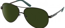 Guess GU 6661 Sunglasses Sunglasses - GUN-2F: Satin Gunmetal