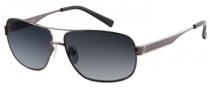 Guess GU 6667 Sunglasses Sunglasses - GUN-3: Satin Gunmetal