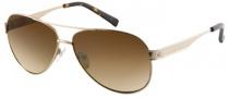 Guess GU 6668 Sunglasses Sunglasses - GLD-1F: Satin Gold