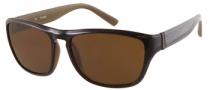 Guess GU 6669 Sunglasses Sunglasses - BRN-1: Brown