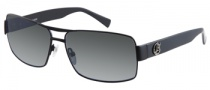 Guess GU 6671 Sunglasses Sunglasses - BL-3: Dark Blue Satin