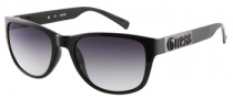 Guess GU 6673 Sunglasses Sunglasses - BLK-35: Black