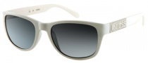 Guess GU 6673 Sunglasses Sunglasses - WHT-3F: White