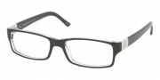 Polo PH2045 Eyeglasses Eyeglasses - 5011 Top Black Crystal