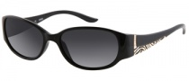 Guess GU 7120 Sunglasses Sunglasses - BKGLD-3: Black