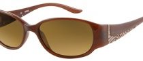 Guess GU 7120 Sunglasses Sunglasses - BRN-1: Brown Milky