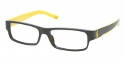 Polo PH2058 Eyeglasses Eyeglasses - 5244 Black Yellow