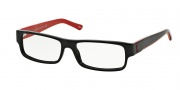 Polo PH2058 Eyeglasses Eyeglasses - 5245 Black Coral