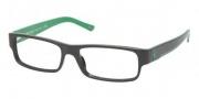 Polo PH2058 Eyeglasses Eyeglasses - 5246 Black Green