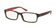 Polo PH2065 Eyeglasses Eyeglasses - 5601 Matte Dark Havana