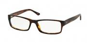 Polo PH2065 Eyeglasses Eyeglasses - 5035 Top Brown Havana