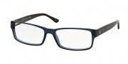 Polo PH2065 Eyeglasses Eyeglasses - 5276 Blue Transparent