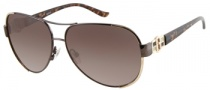 Guess GU 7132 Sunglasses Sunglasses - BRN-34: Shiny Brown