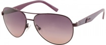 Guess GU 7138 Sunglasses Sunglasses - BER-45: Berry