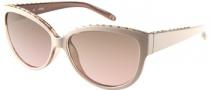 Guess GU 7162 Sunglasses Sunglasses - NUD-52: Nude Crystal