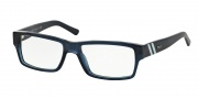 Polo PH2085 Eyeglasses Eyeglasses - 5276 Dark Blue Transparent