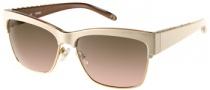 Guess GU 7164 Sunglasses  Sunglasses - NUD-52: Nude Crsytal