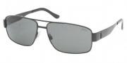 Polo PH3054 Sunglasses Sunglasses - 903887 Matte Black / Gray