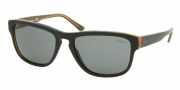 Polo PH4053 Sunglasses Sunglasses - 529087 Black Amber / Gray
