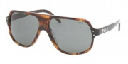 Polo PH4055 Sunglasses Sunglasses - 526087 Top Black Havana / Gray